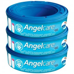 Pack 3 Recambios Angelcare...